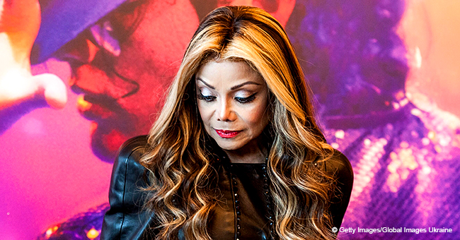 La Toya Jackson Shares Photo of Her Bruised Black Eyes & Reveals What She Learned from Abuse