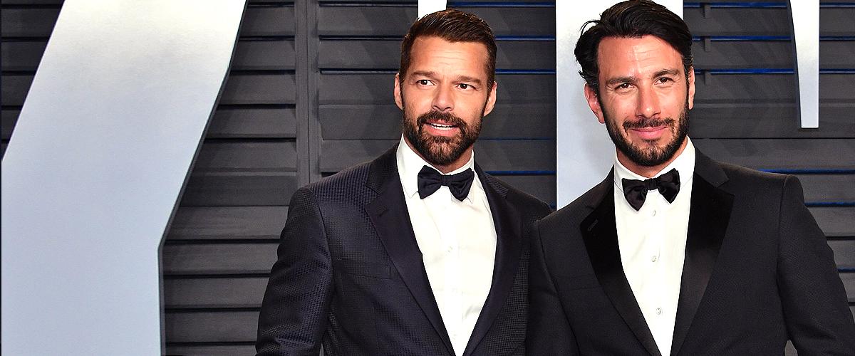 Ricky Martin: conoce a su hermosa suegra, madre de su esposo