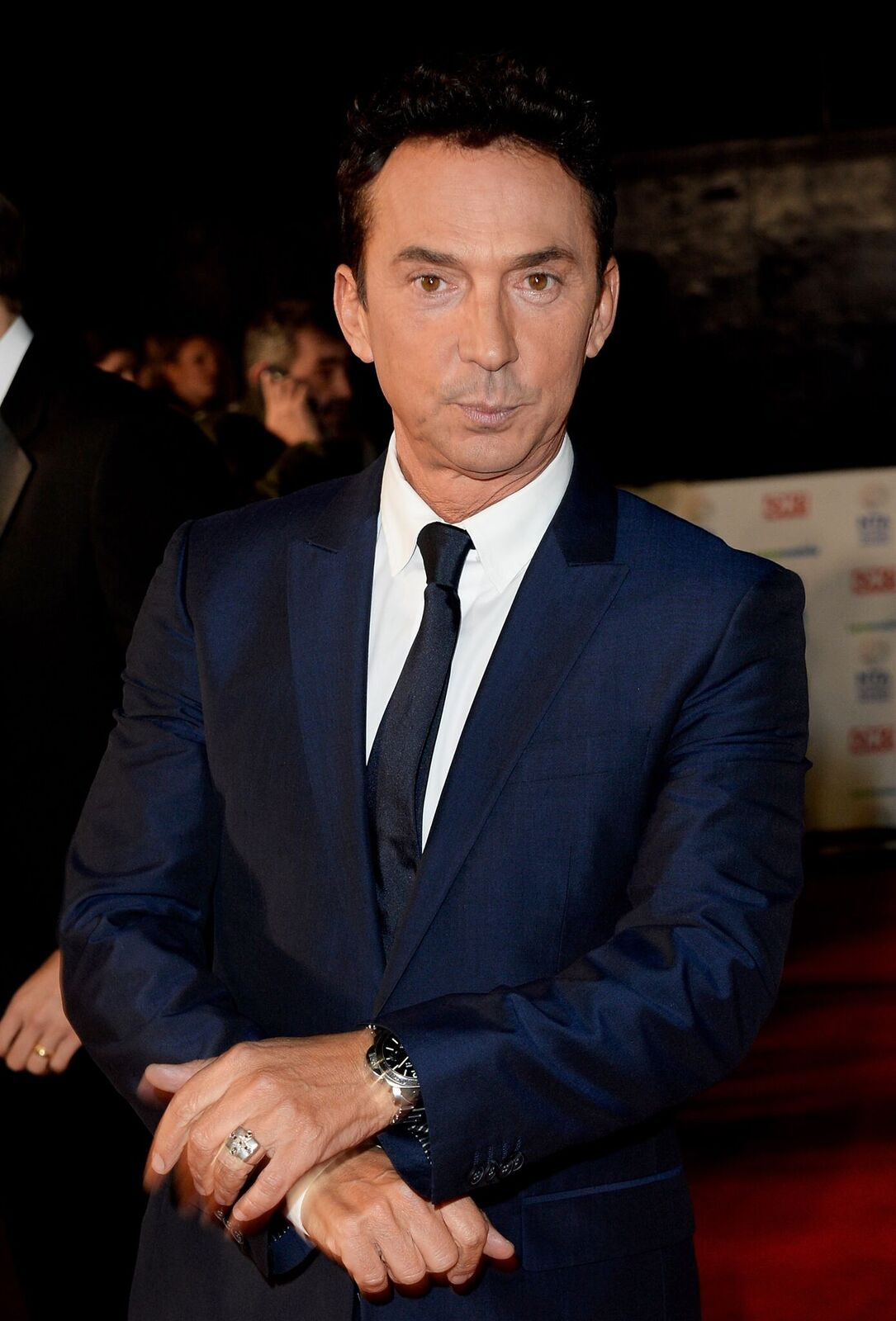 Bruno Tonioli attends the National Television Awards at the 02 Arena on January 22, 2014 in London, England | Photo: Getty Images