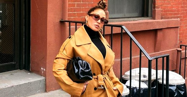 Adrienne Bailon Reveals Details about Her Life in NYC after Starring in 'The Cheetah Girls'