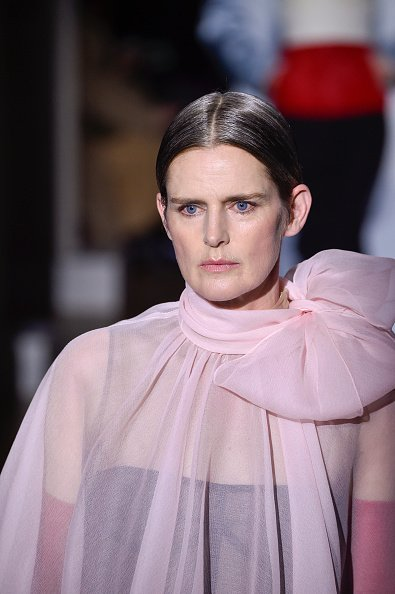 Stella Tennant, le 22 janvier 2020 à Paris, France. | Photo : Getty Images