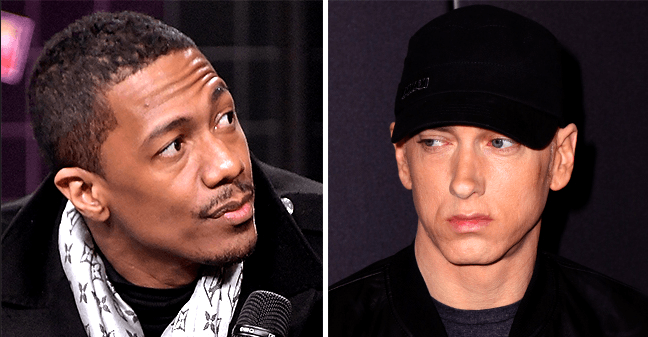 Nick Cannon and Eminem's Feud Reignited as They Take Jabs at Each Other on Social Media