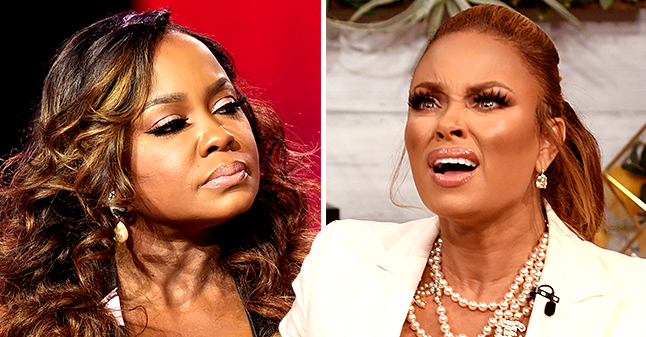 RHOA Alum Phaedra Parks Seemingly Shades RHOP Star Gizelle Bryant after Her WWHL Appearance