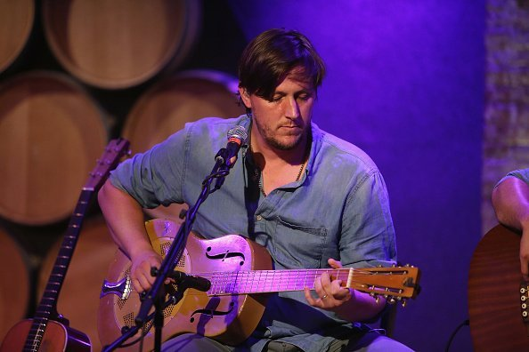 Ben Daniels and the Ben Daniels Band perform at City Winery | Photo: Getty Images