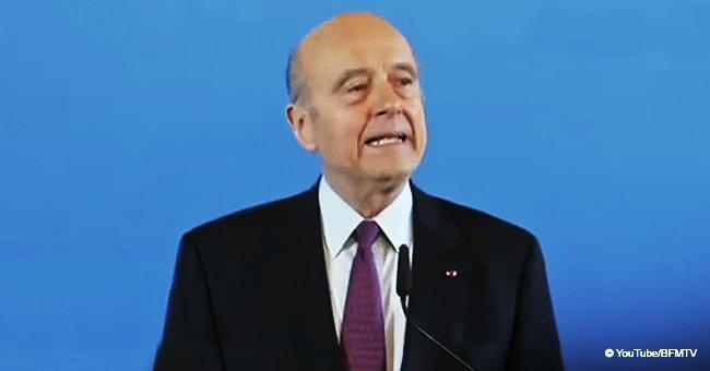 Alain Juppé ne peut pas retenir ses larmes lors de son dernier discours, disant au revoir à Bordeaux