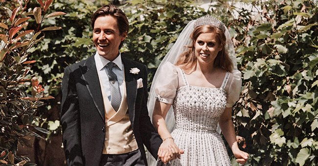 People: Princess Beatrice Had a Last-Minute Change of Heart about Her Wedding Dress
