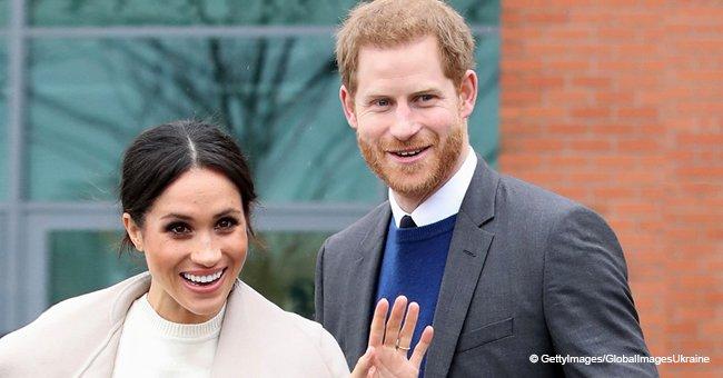 Meghan et Harry se séparent officiellement de Kate et William pour recevoir leur propre maison royale