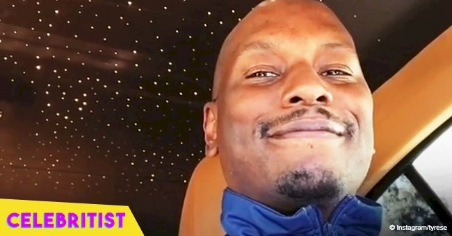 Tyrese Gibson melts hearts dancing with his newborn daughter in cute video