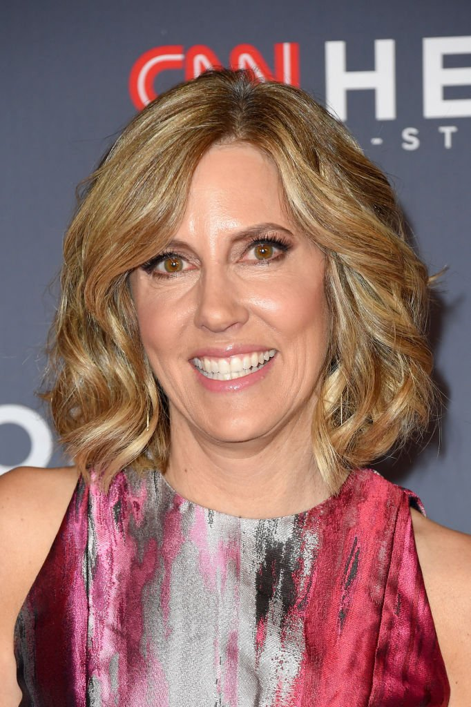 Alisyn Camerota at the American Museum of Natural History on December 17, 2017   Photo: Getty Images