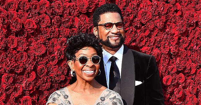 Gladys Knight Sings Backup Vocals for Her Much Younger Husband William's New Song