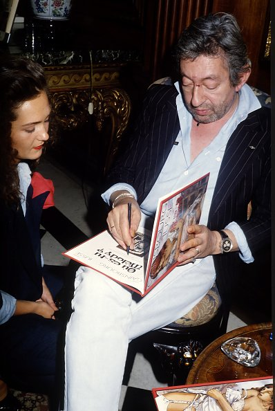 Serge Gainsbourg. |Photo : Getty images