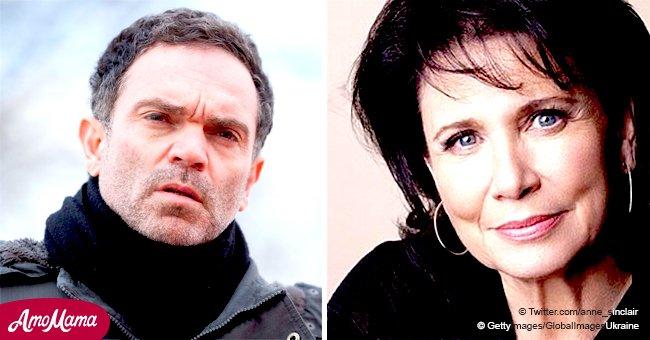 Anne Sinclair donne son avis sur les femmes de 50 ans et ses propos soutiennent Yann Moix