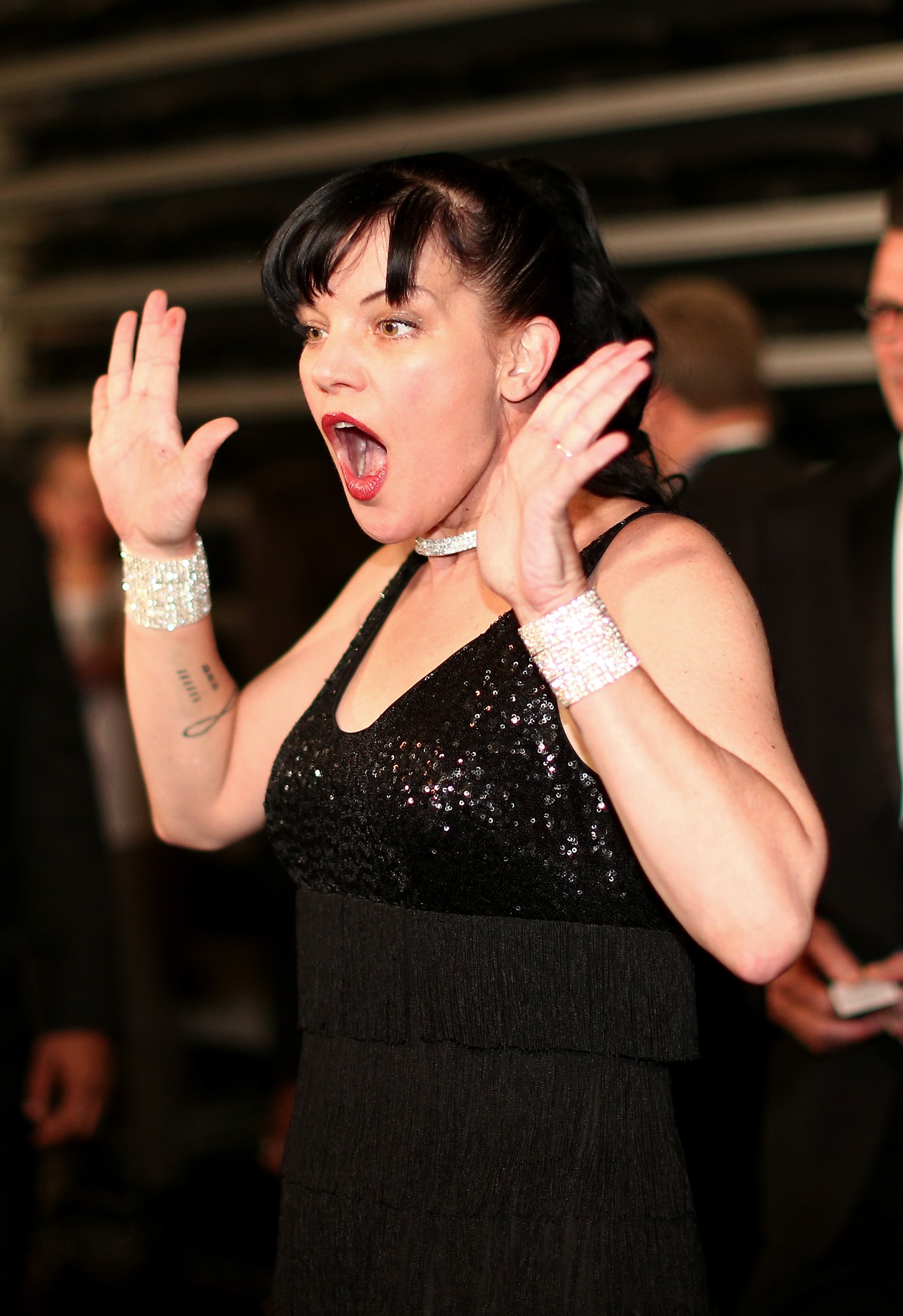"""Pauley Perrette, former lead on """"NCIS"""" 