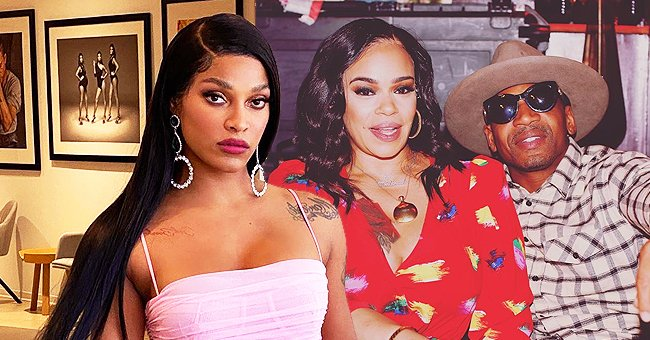 Joseline Hernandez Reportedly Talks about Co-Parenting with Stevie J & Faith Evans Months after Custody Feud
