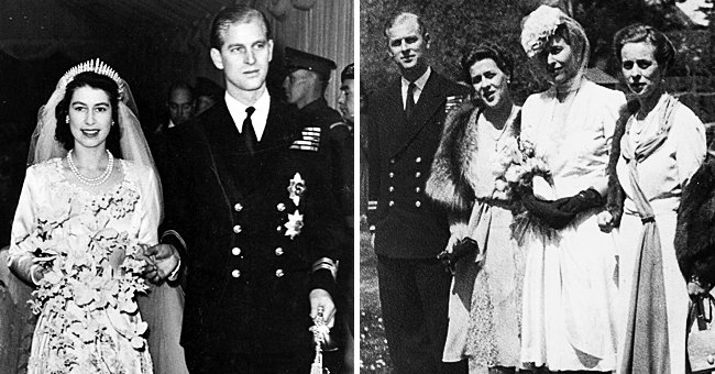 Truth behind Why Prince Phillip's Sisters Were Banned from His Royal Wedding With Queen Elizabeth
