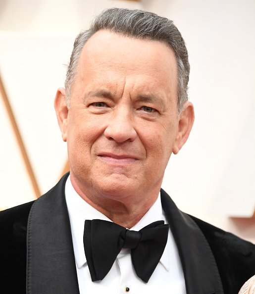 Tom Hanks at Hollywood and Highland on February 09, 2020 in Hollywood, California. | Photo: Getty Images