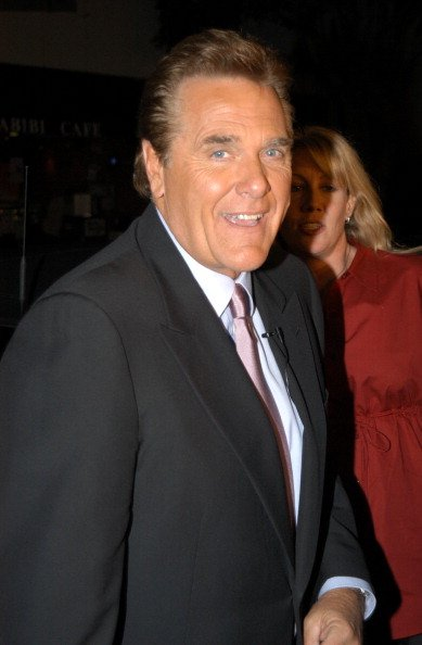 Chuck Woolery during Confessions of a Dangerous Mind Premiere at Mann Bruin Theatre in Westwood, California | Photo: Getty Images