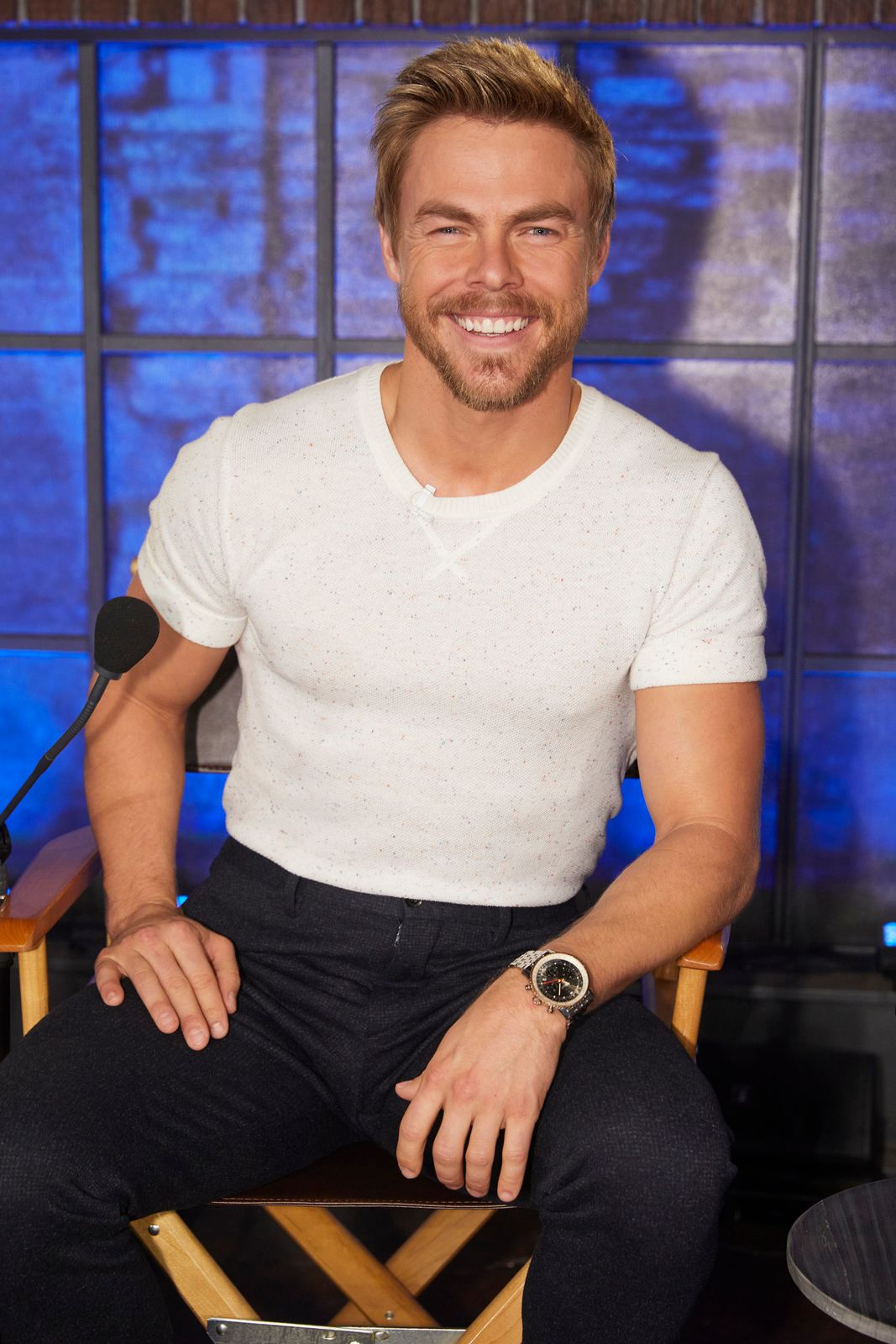 Derek Hough on The Duels 3 Episode 408. | Getty Images