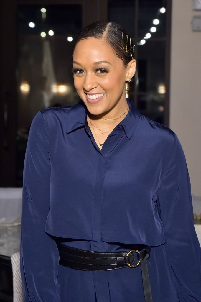 Actress Tia Mowry during her time as a host in 2019 in Honor of the Future Coalition at The H Club in Los Angeles, California. | Photo: Getty Images