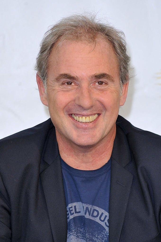 Philippe Risoli le 7 juin 2010 à Monte-Carlo: Source : Getty Images