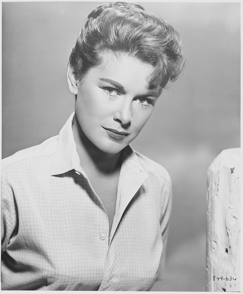 Actress Diane Brewster in the movie The Young Philadelphians on January 01, 1959. | Photo : Getty Images
