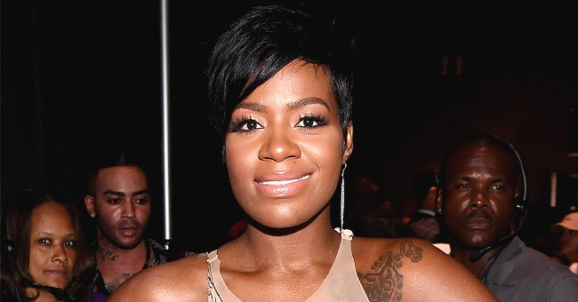 Fantasia Barrino's Daughter Zion Shows Her Resemblance to Mom as She Poses in Red Mask in a Video