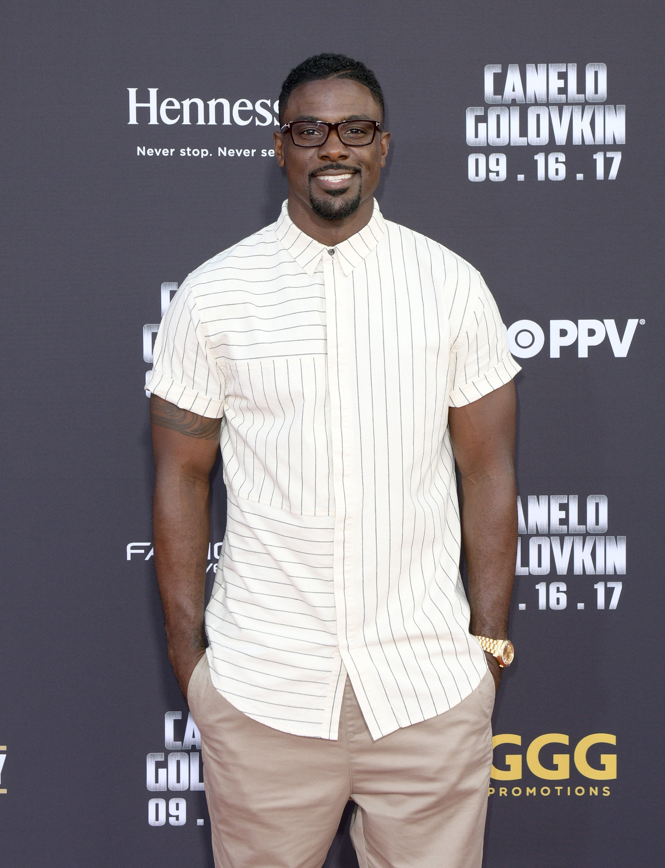 Lance Gross pictured at AVALON, Hollywood on June 22, 2017 in Los Angeles, California. | Source: Getty Images