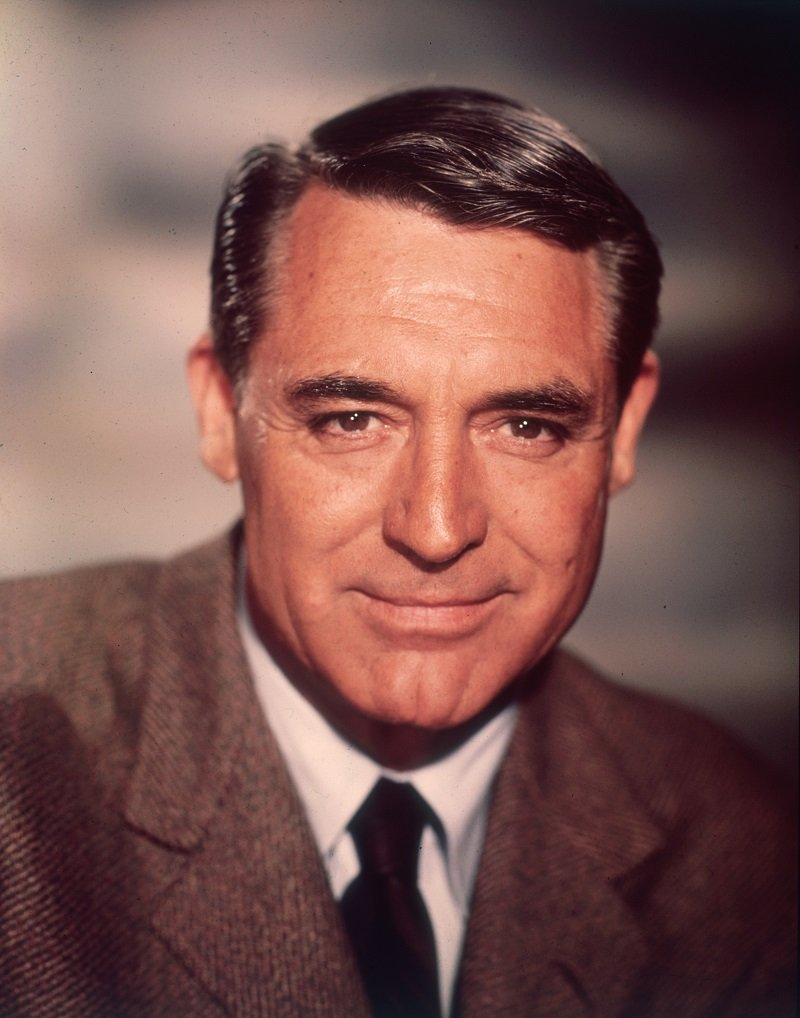 Picture of American actor Cary Grant circa 1955   Photo: Getty Images