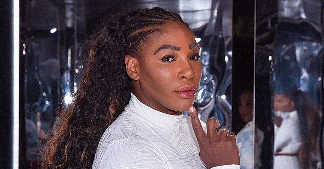 Here Is Where Serena Williams Revealed She Feels the Most at Ease — See the Awesome Photo