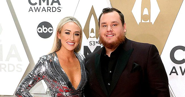 Luke Combs Marries Girlfriend Of 4 Years Nicole Hocking Check Out Her Gorgeous Wedding Dress