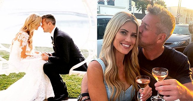 Christina Anstead's Husband Ant Shares a Throwback Picture from Their Wedding to Celebrate Friendship Day
