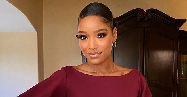 Keke Palmer Shows Multiple Personalities Transforming into an Angel, Devil & Herself (Video)