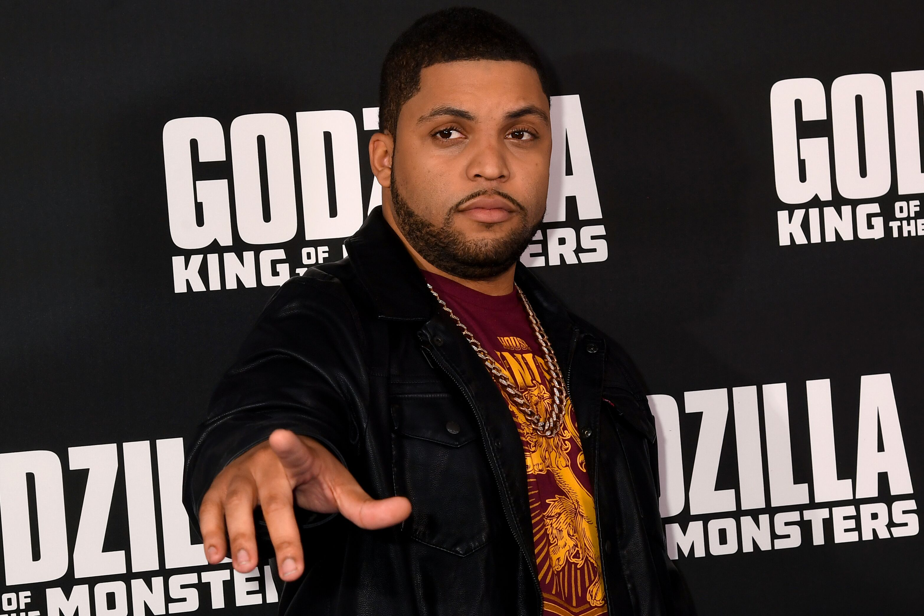 O'Shea Jackson Jr. attends GODZILLA II King of the Monsters at Cineworld Leicester Square on May 28, 2019 | Photo: Getty Images