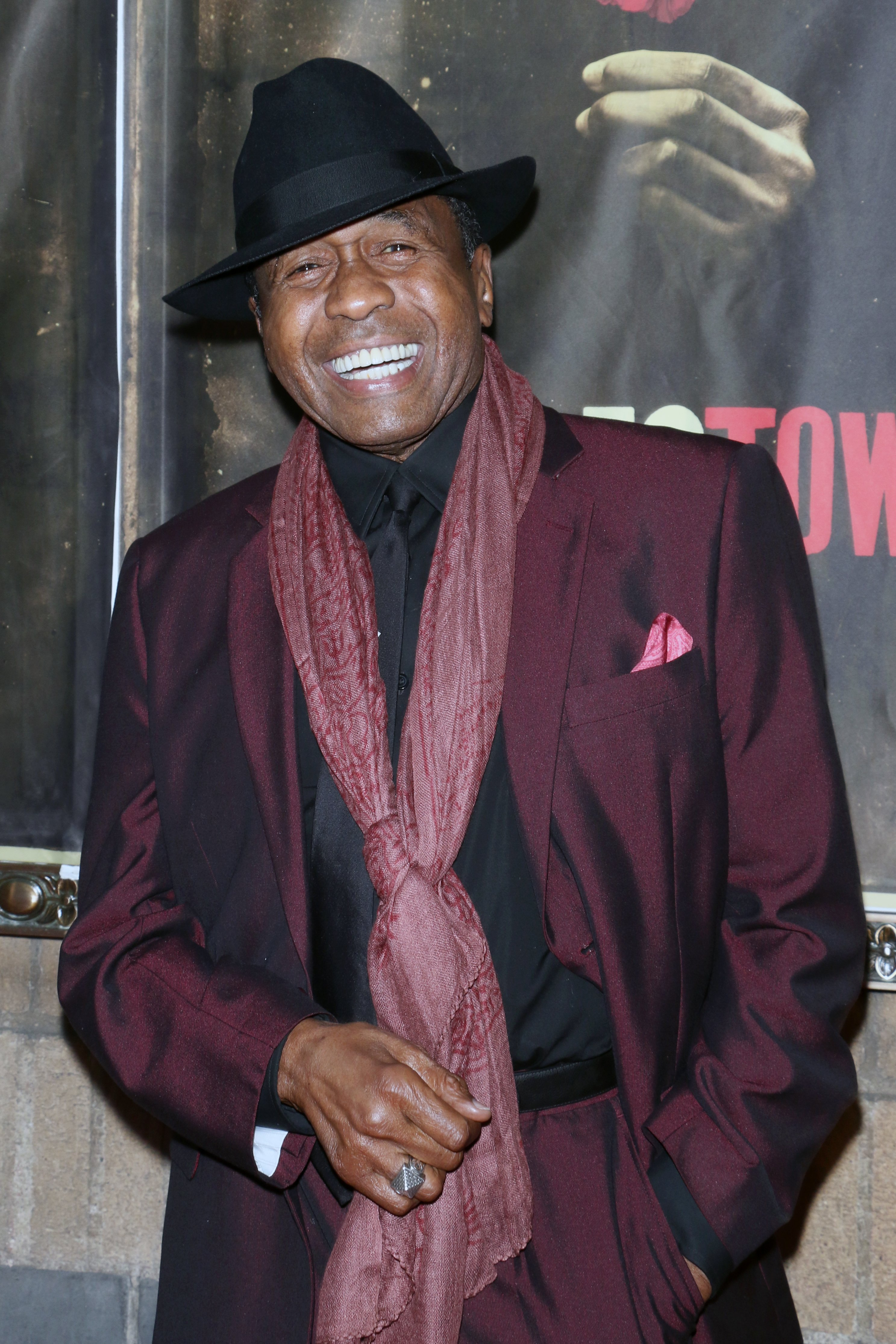 """Ben Vereen attends the """"Hadestown"""" on April 17, 2019, in New York City. 