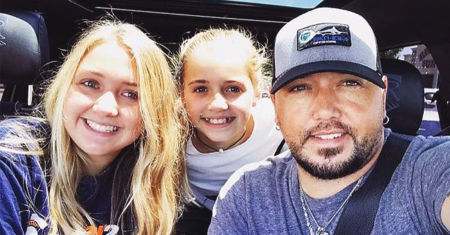 Jason Aldean Reveals Daughter Keeley Is into Music & Can Already Play the Guitar