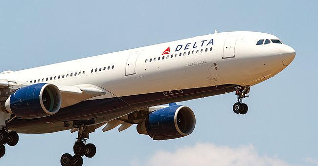 The image of a Delta aircraft | Photo: Getty Images