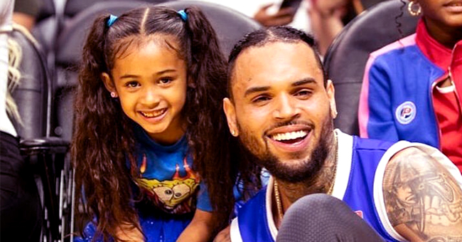 Chris Brown's Daughter Royalty, 5, Shows She Has Moves like Her Dad in Recent Dance Video