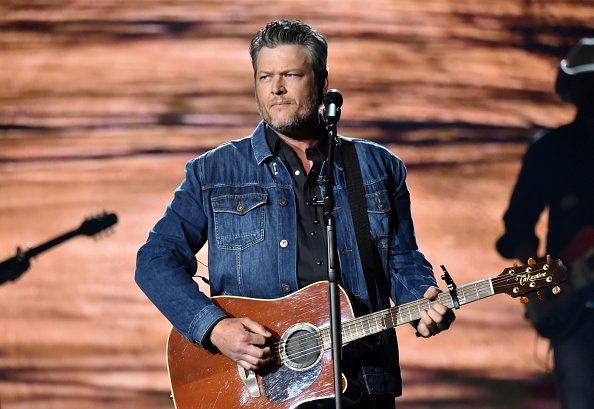 Blake Shelton performs onstage during the 54th Academy Of Country Music Awards | Photo: Getty Images