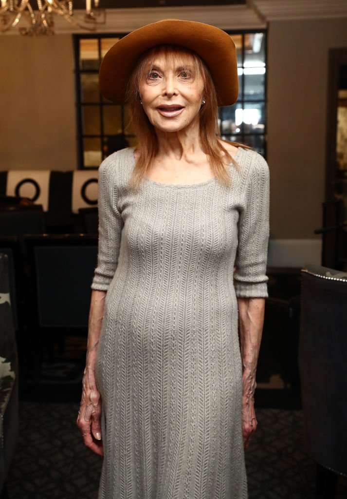 """Tina Louise attends the """"9th annual Bellini and Bloody Mary Hat Party"""" 