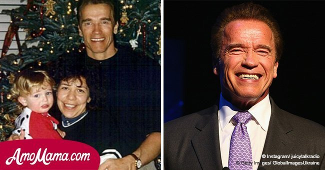 Arnold Schwarzenegger's illegitimate son is an adult now and looks like a true copy of famous dad