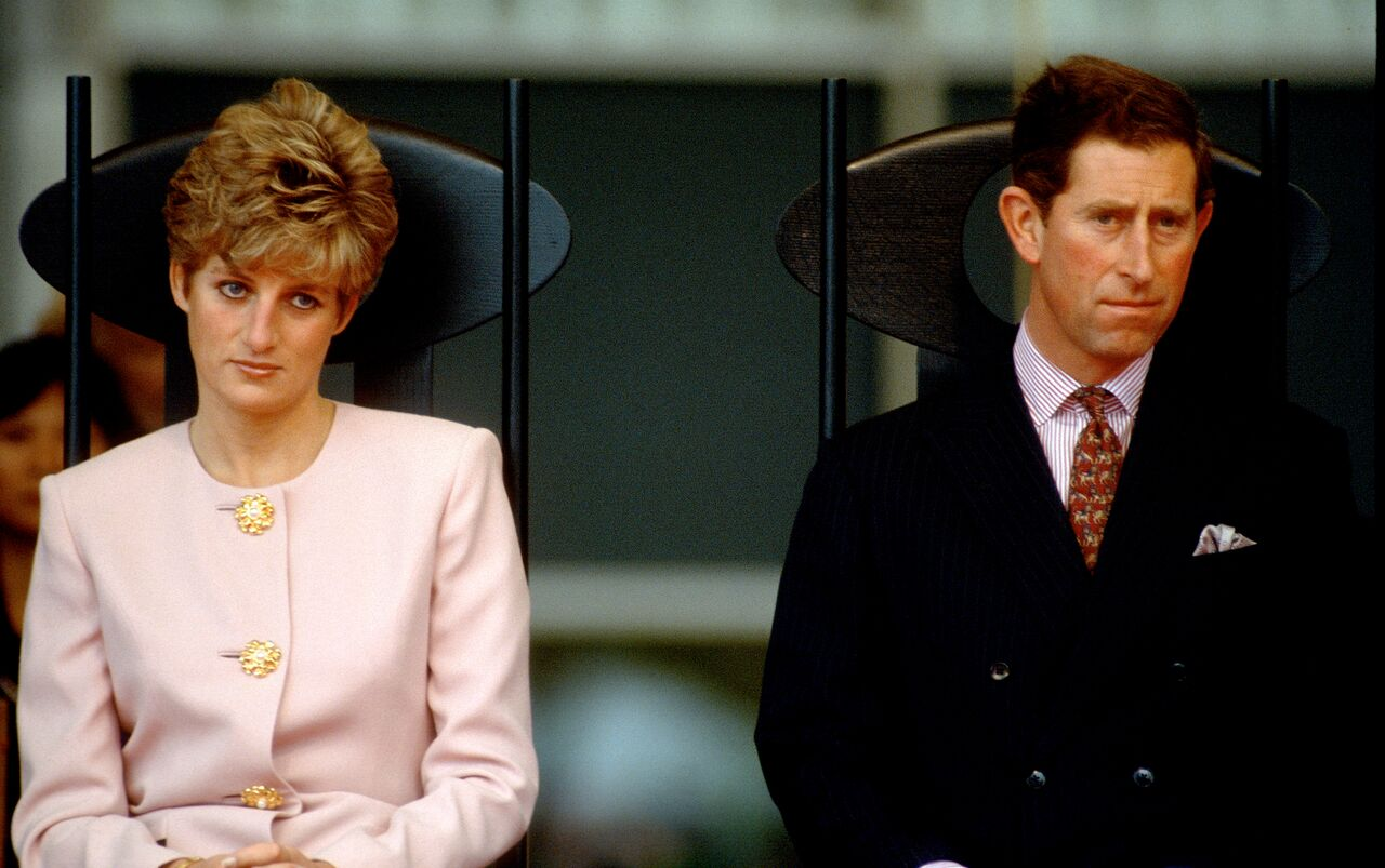 Princess Diana and Prince Charles. | Source: Getty Images