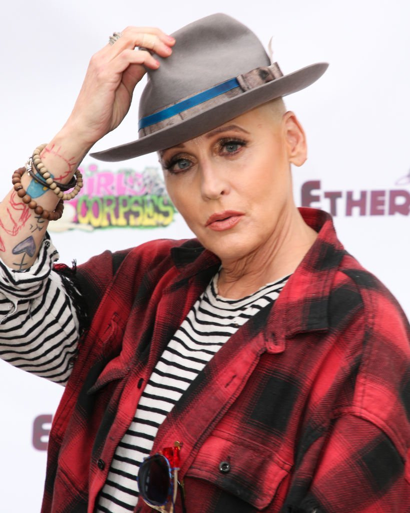 Lori Petty attends the Etheria Film Night at the Egyptian Theatre   Getty Images / Global Images Ukraine