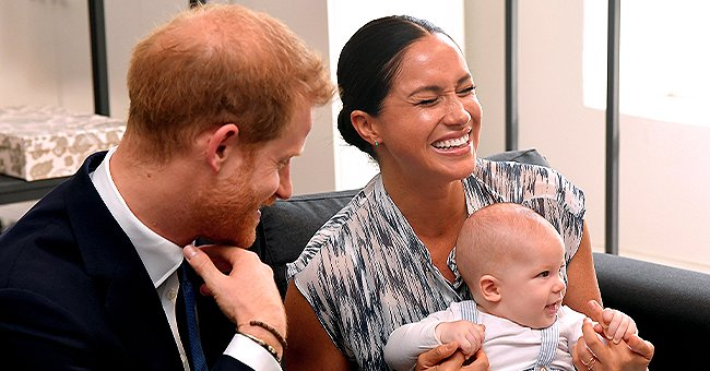 Prince Harry & Meghan Markle to Reportedly Give Rare Photo of Archie in Honor of His Birthday