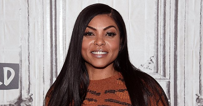 Taraji P Henson Looks Unrecognizable in Green Wig and Sparkling Makeup for Halloween 2020