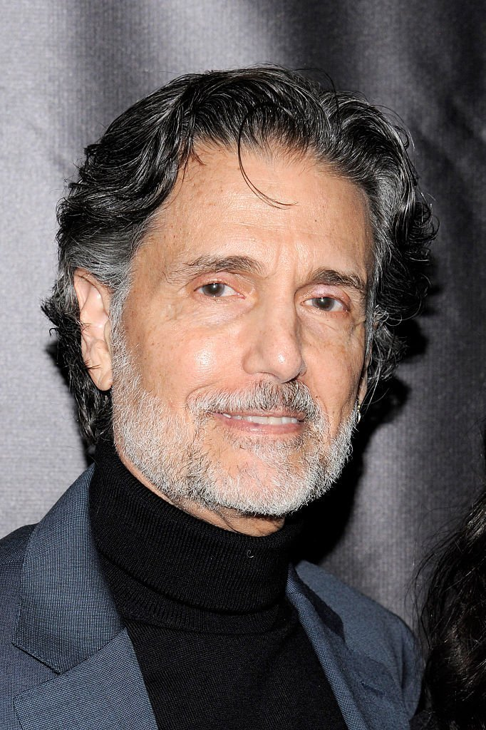 Chris Sarandon arrives at the 31st Annual Lucille Lortel Awards at NYU Skirball Center | Getty Images / Global Images Ukraine