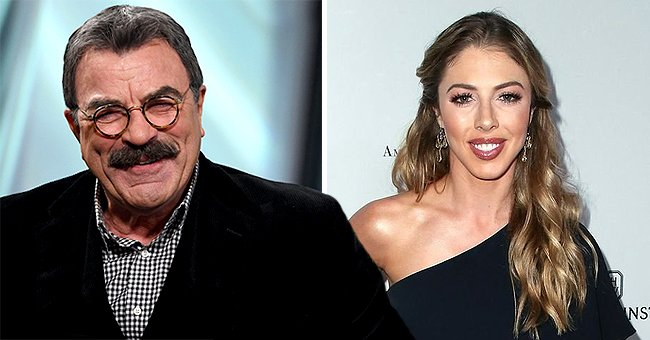 Tom Selleck's Daughter Hannah Shows Perfect Figure as She Works on Getting Fit & Healthy Again