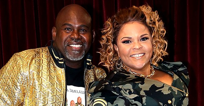 Tamela Mann's Husband David and Son Celebrate Her 54th Birthday in Sweet Posts