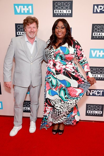 James Welsh and Loni Love at the Critics' Choice Real TV Awards on June 02, 2019   Photo: Getty Images