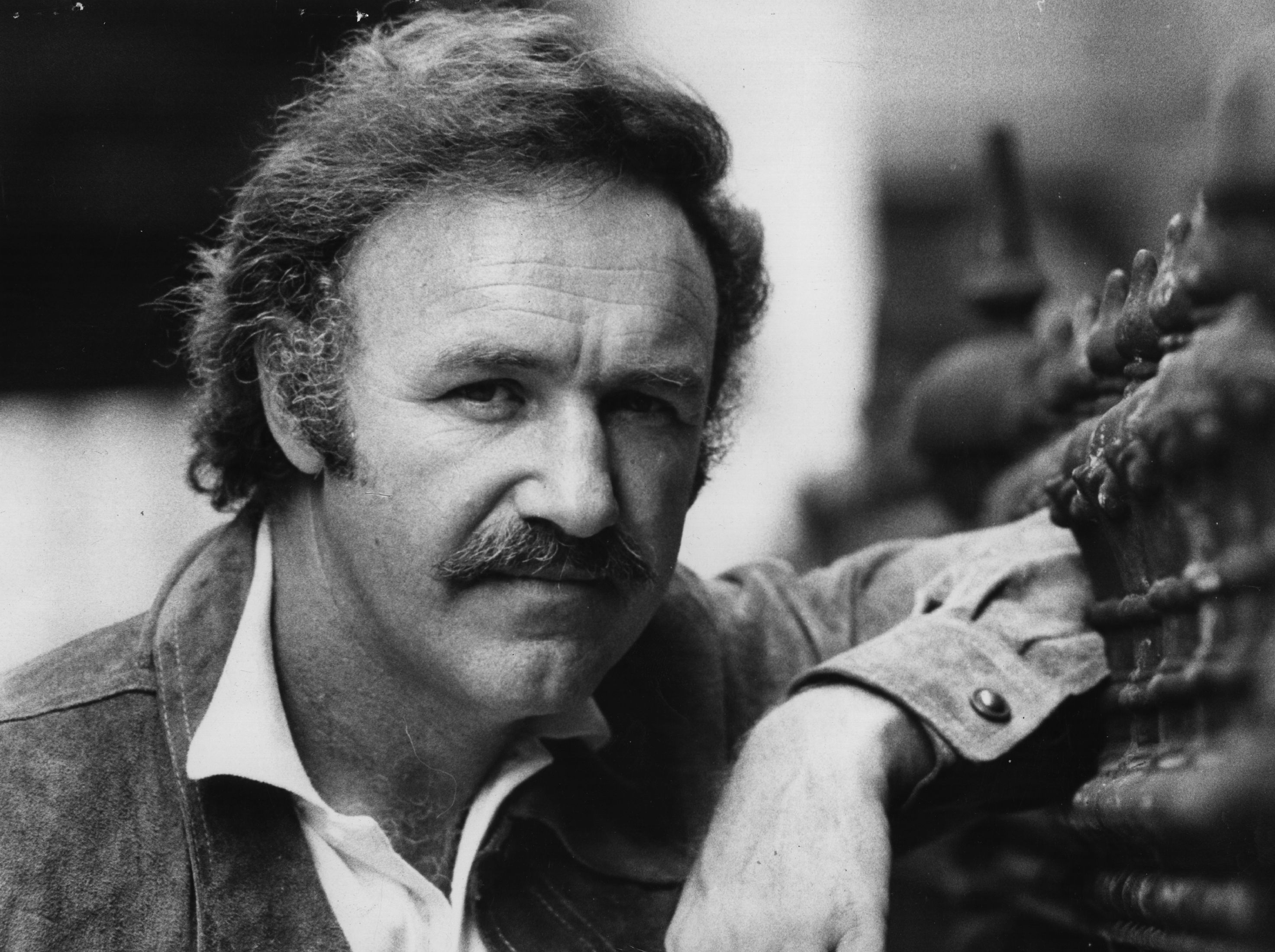 Gene Hackman in London, England, in September 1973 | Source: Getty Images