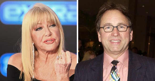 ET: 'Three's Company' Star Suzanne Somers Talks about Her Incredible Career in Candid Interview